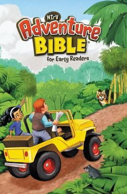 Adventure Bible for Early Readers-NIRV 9780310715474