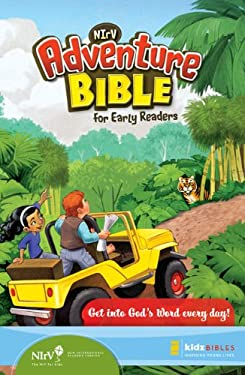 Adventure Bible for Early Readers-NIRV 9780310715481