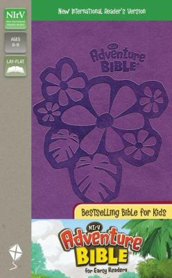 Adventure Bible for Early Readers-NIRV 9780310718970