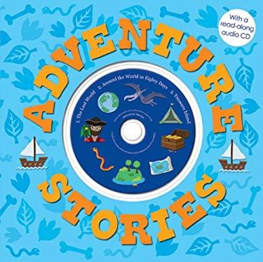 Adventure Stories [With CD (Audio)] 9780312508470