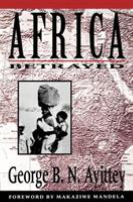 Africa Betrayed 9780312104009
