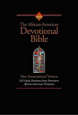 African American Devotional Bible-NIV 9780310917823