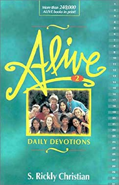 Alive 2: Daily Devotions 9780310499114