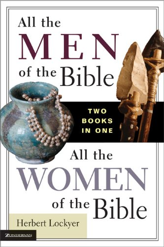 All the Men of the Bible/All the Women of the Bible 9780310605881