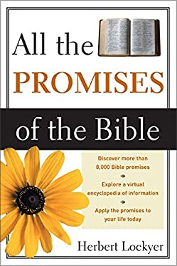 All the Promises of the Bible 9780310281313