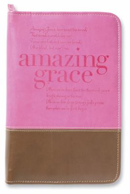 Amazing Grace Cover Italian Duo-Tone Orchid/Chocolate Large 9780310822516