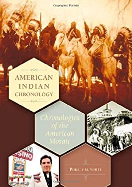 American Indian Chronology: Chronologies of the American Mosaic 9780313338205