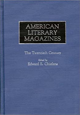 American Literary Magazines: The Twentieth Century 9780313239861