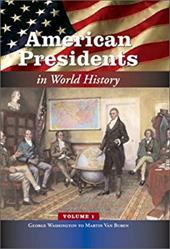 American Presidents in World History [5 Volumes] 968273