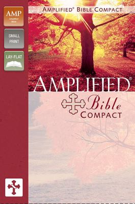 Amplified Bible-Am-Compact 9780310439332
