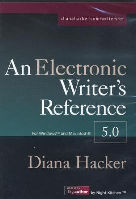 An Electronic Writer's Reference 5.0