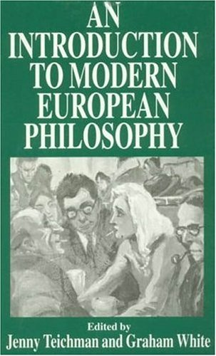An Introduction to Modern European Philosophy 9780312128555