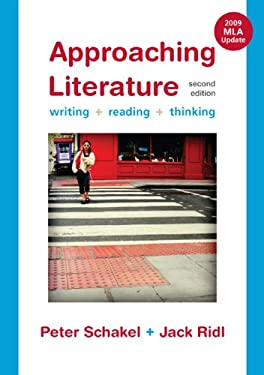 Approaching Literature: Writing + Reading + Thinking 9780312543976