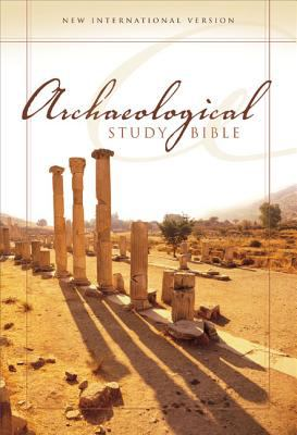 Archaeological Study Bible-NIV: An Illustrated Walk Through Biblical History and Culture 9780310926054