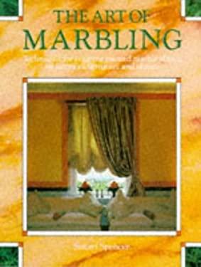 Art of Marbling, the 9780316913515