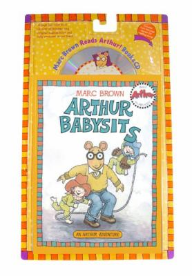Arthur Babysits [With Paperback Book] 9780316036603