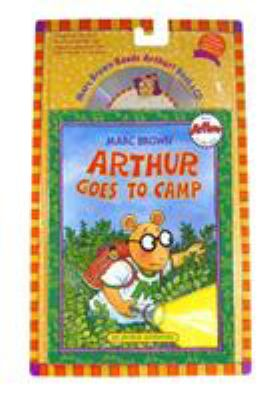 Arthur Goes to Camp [With Paperback Book]