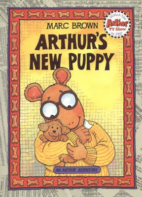 Arthur's New Puppy: An Arthur Adventure [With *]