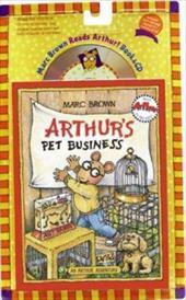 Arthur's Pet Business [With CD]