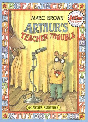 Arthur's Teacher Trouble Book/Tape [With *] 9780316113892