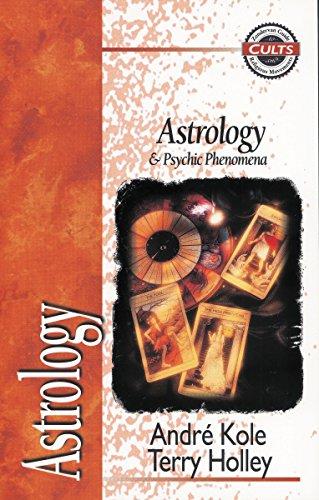 Astrology and Psychic Phenomena 9780310489214