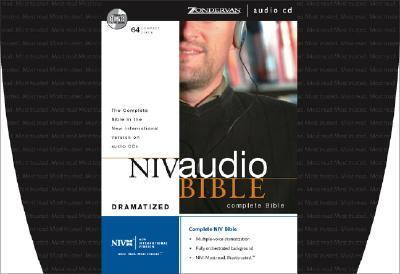 Audio Bible-NIV-Dramatized