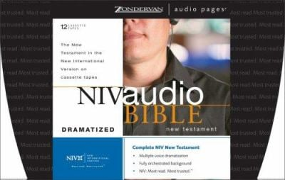 Audio New Testament-NIV-Dramatized 9780310919148