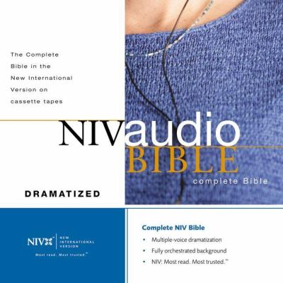 Audio New Testament-NIV-Dramatized 9780310920281