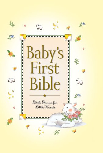 Baby's First Bible 9780310704485