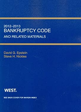 Bankruptcy Code: And Related Materials 9780314281203