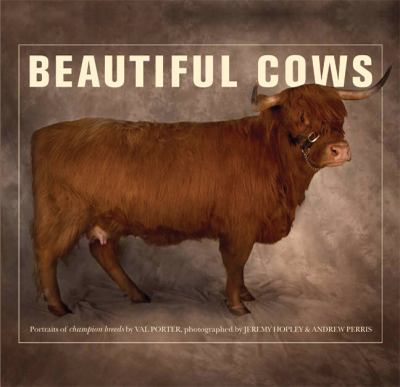 Beautiful Cows: Portraits of Champion Breeds 9780312605001