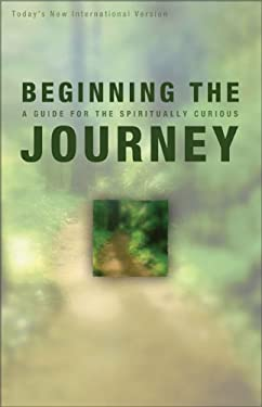 Beginning the Journey-TNIV-Compact 9780310932147