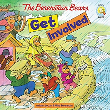 Berenstain Bears Get Involved 9780310720904