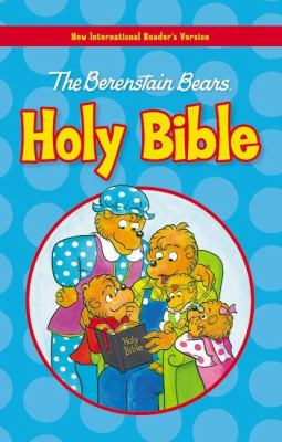 Berenstain Bears Holy Bible-NIRV 9780310726081