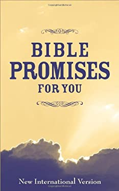 Bible Promises for You, New International Version 9780310812685