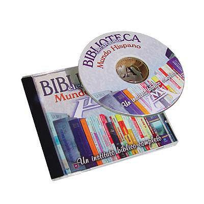 Biblioteca Electrnica Mundo Hispano: Un Instituto B-Blico Completo 9780311483709