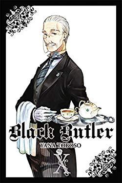 Black Butler, Vol. 10 9780316189880