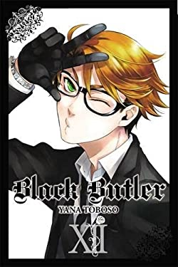 Black Butler, Vol. 12 9780316225342