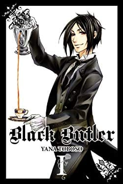 Black Butler, Volume 1 9780316080842