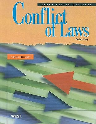 Conflict of Laws 9780314195715