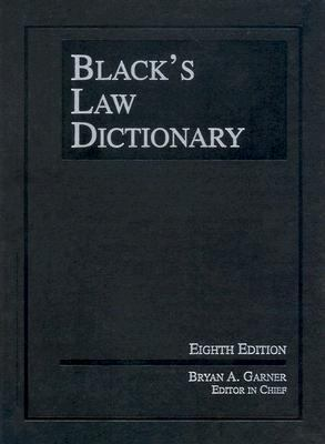 Black's Law Dictionary 9780314151995