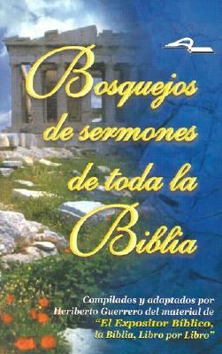 Bosquejos de Sermones de Toda la Biblia 9780311430536