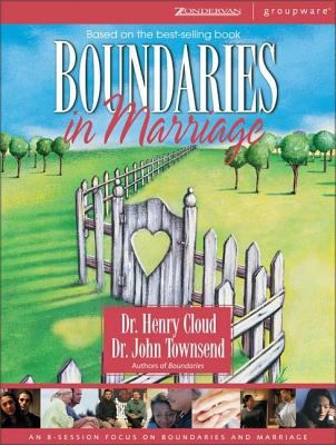 Boundaries in Marriage Kit: An 8-Session Focus on Boundaries and Marriage 9780310246121