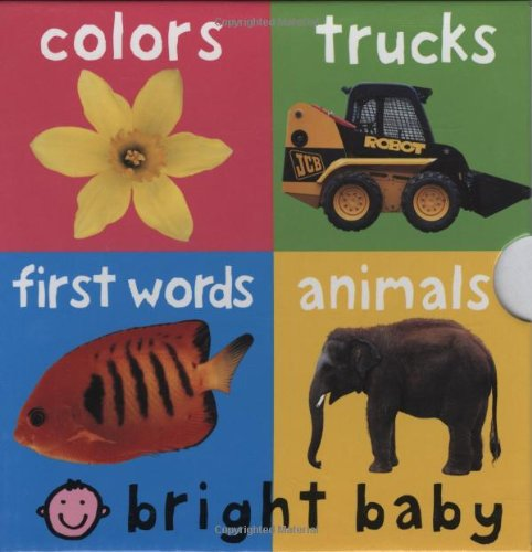 Bright Baby Boxed Set 9780312494476
