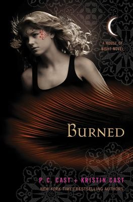 Burned: A House of Night Novel 9780312606169