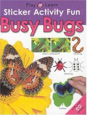 Busy Bugs 9780312497965