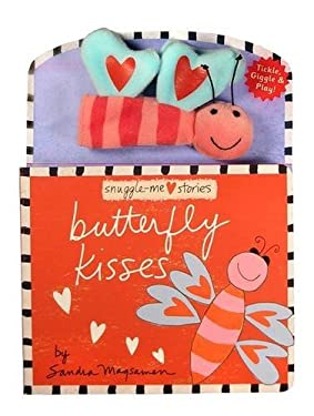 Butterfly Kisses [With Butterfly Finger Puppet] 9780316065955