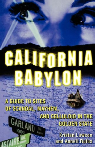 California Babylon 9780312263850
