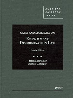 Cases and Materials on Employment Discrimination Law 9780314280381