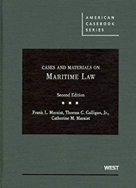 Cases and Materials on Maritime Law 9780314199621